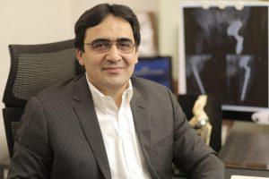دکتر محمدجواد مرتضوی متخصص جراحی ارتوپدی